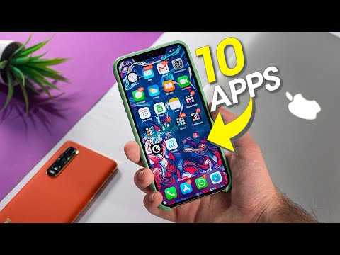 TOP 10 APP da Avere ASSOLUTAMENTE | Android & iOS (Aprile 2020)
