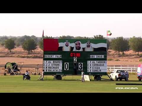 Game-1 Emirates Open Polo Championship 2017- Abu Dhabi Polo VS Desert palm polo