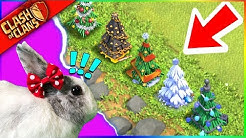 """THEY'RE PERFECT!"" IMPOSSIBLE X-MAS TREES IN CLASH OF CLANS!"
