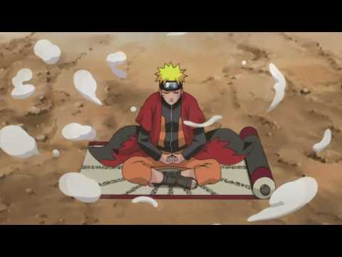 Naruto VS Pain - LP New Divide [HD]