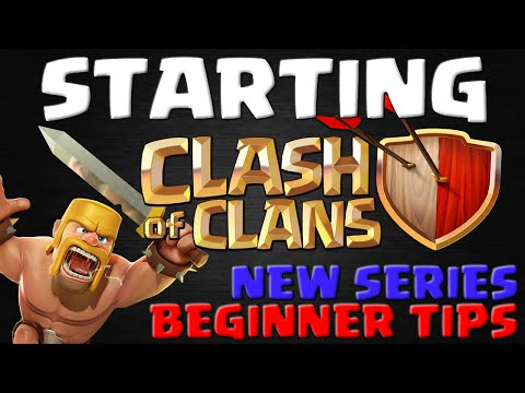 How To Start Clash of Clans – Beginner Tips and Tutorial Guide