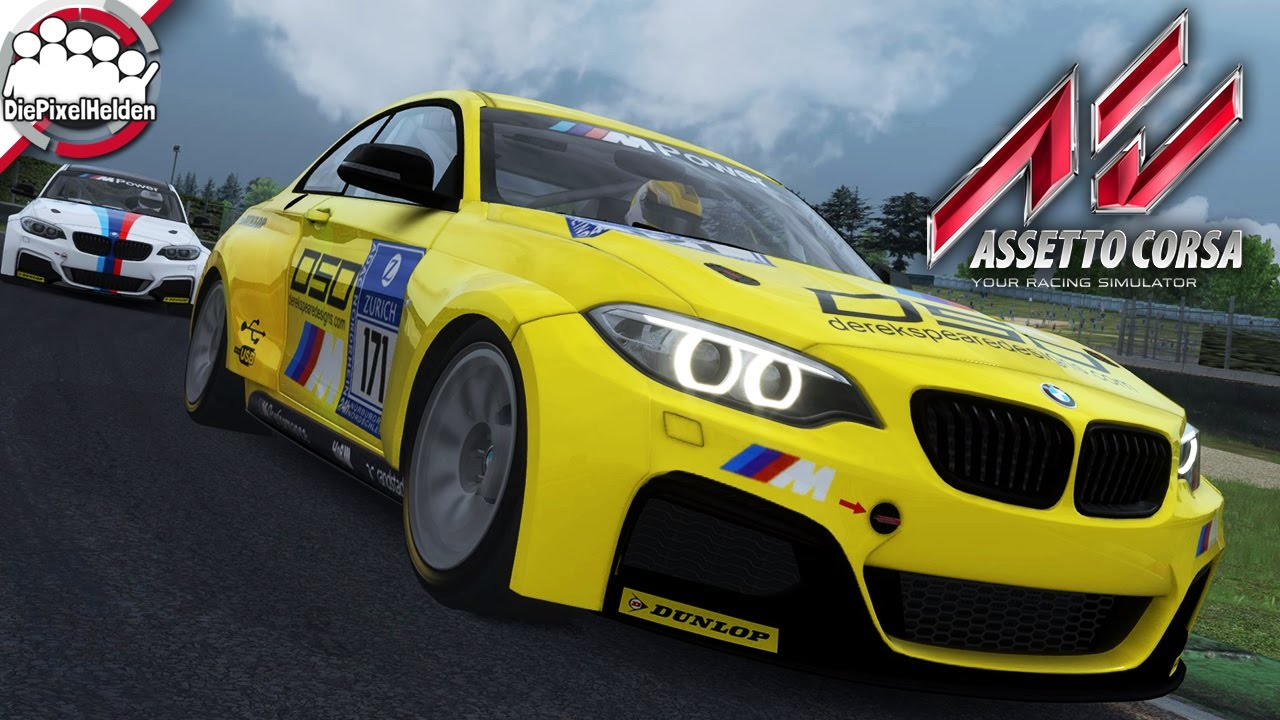 how to get assetto corsa to play like forza