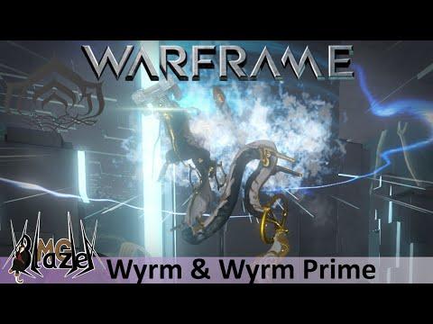 Warframe Companion OverSalt: Wyrm & Wyrm Prime