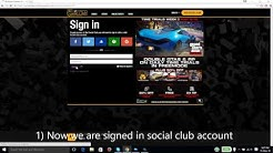 gta v pc linked wrong social club account (fix)(maybe patched)