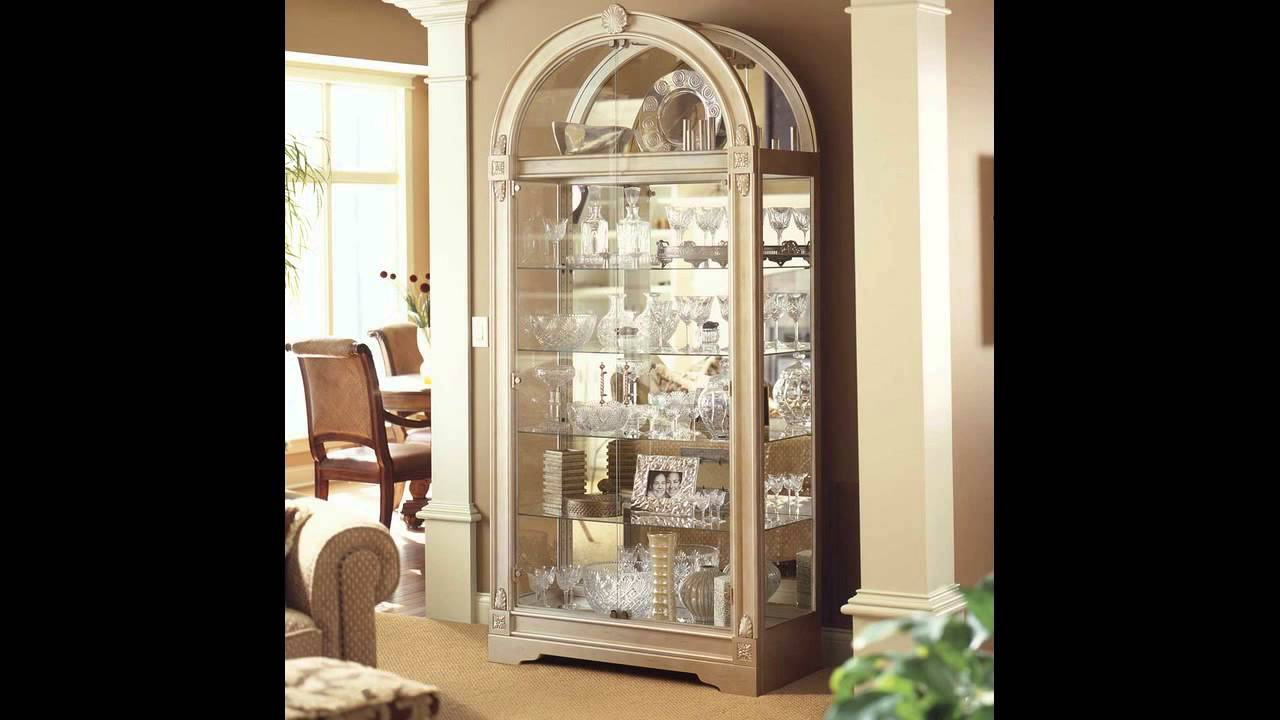 dining room curio cabinets | Dining Room Curio Cabinets - YouTube