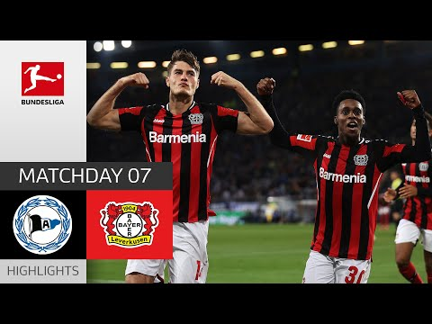 Arminia Bielefeld Bayer Leverkusen Goals And Highlights
