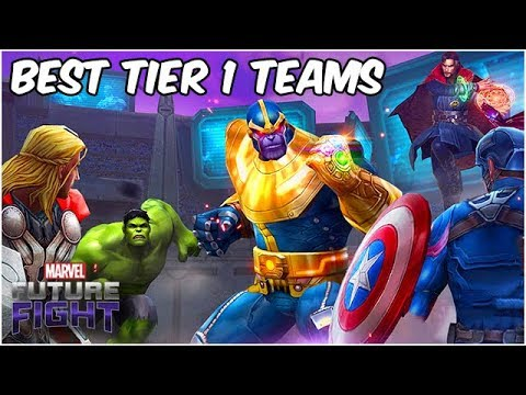 TIER 1 BATTLEWORLD LOOKS SO FUN!! WHAT IF... - Marvel Future Fight