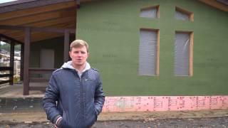 Смотреть видео каркасные дома Барнаул