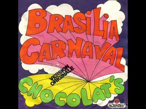 Chocolat's   Brasilia Carnaval 1975