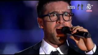 Grande Amore/Non Ti Scordar Di Me - Il Volo e Plácido Domingo Estádio Santiago Bernabéu