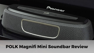 Polk Magnifi Mini Soundbar Review