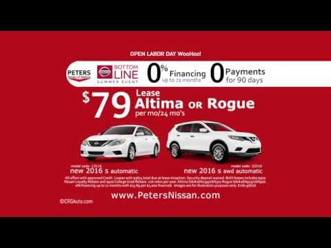 Nissan Altima Rogue Lease Nashua New Hampshire