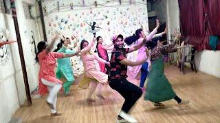 Vesavchi Paru (Koli Dance) | Koligeet | Vaishnavi Dance acdamy | VISHAL KAMBLE CHOREOGRAPHY