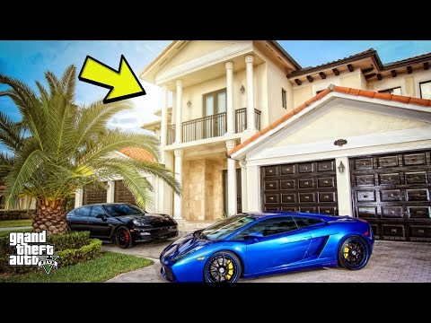 GTA 5 TREVOR'S LIFE #18 OUR NEW MANSION!