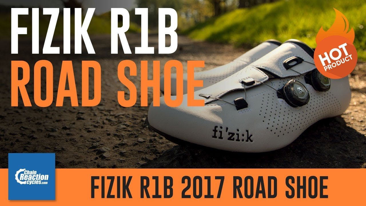 14d12a6d385 Fizik R1B 2017 road shoe - YouTube