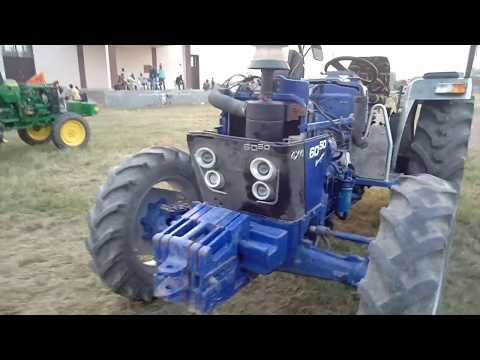 Farmtrac 6050 4X4 Review and Full details in hindi - Video Club