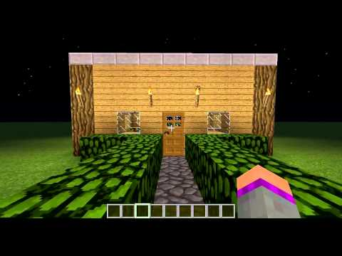 Minecraft Short Video: A Scary Story!