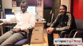 Street Starz TV - Fonti & Bushkin Interview [Heartless Crew split up story, FAB future plans]