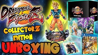 Video de Unboxing / Review - Dragon Ball Fighter Z Collector's Edition