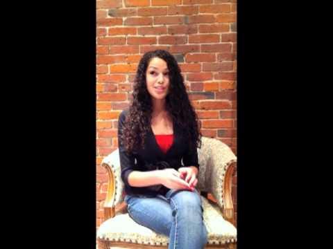 Miss Maine Teen USA 2011 Creates A New Word