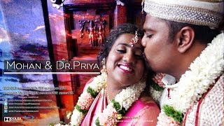 A romantic Hindu Wedding Ceremony of Mr. Mohan & Dr. Priya // 7 Dec 2013