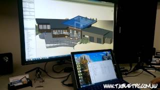 Can you run AutoCAD / Revit on the Surface Pro 3?