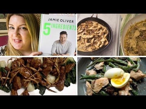 je-teste-des-recettes-À-5-ingrÉdients-de-jamie-oliver---en-santÉ-avec-eve