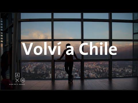 Volví a Chile y casi muero! Chile 17