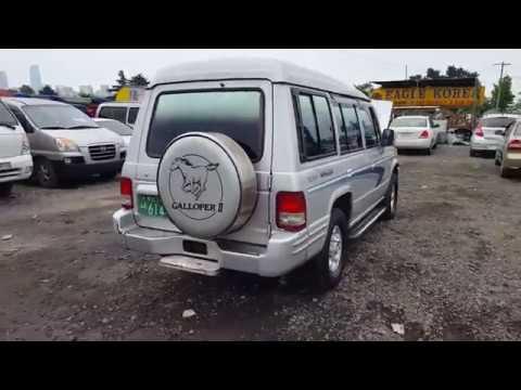 [Autowini.com] 2000 Hyundai Galloper 2 SUPER 4WD MT