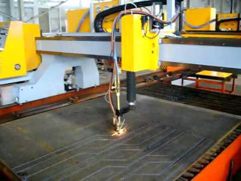 Tayor Heavy Industry-CNC Flame cutting machine