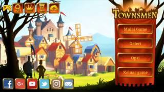 Ayo membuat desa || townsmen indonesia {1} || First video!!