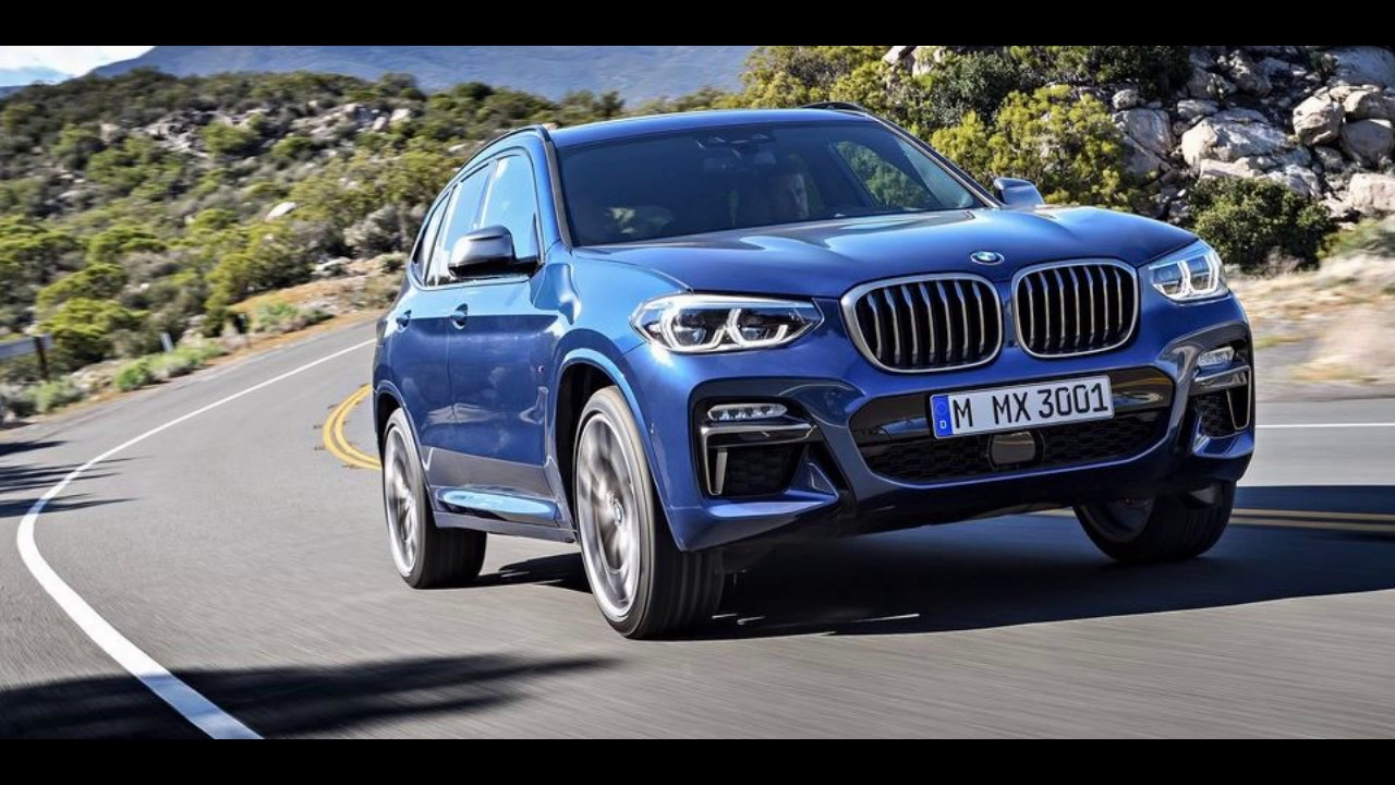 2018 bmw x3 40i new engines and more tech highlight the. Black Bedroom Furniture Sets. Home Design Ideas