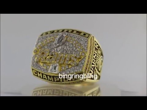 To Rams Fans-NFL 1999 St.louis Rams Super Bowl Ring Re-Production From bingringbling.com