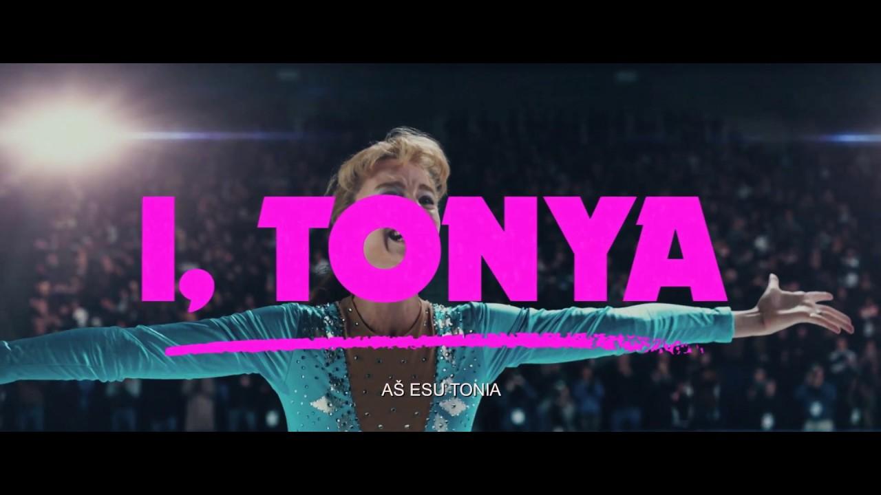 Aš esu Tonia | Kinuose nuo sausio 26 d. | Oficialus anonsas [HD]