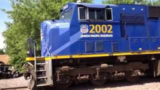 Union Pacific 2002 Start-Up Demonstration