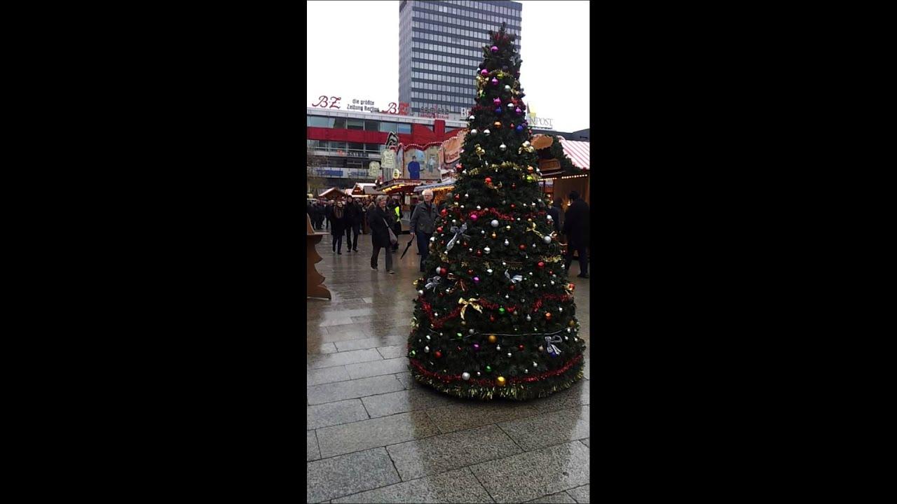 moving christmas tree youtube