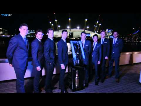 Barclays ATP World Tour Finals 2014 Official Launch