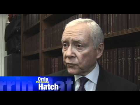 There's A Possible Gov't Shutdown And Sen. Orrin Hatch Says The President Isn't Really Leading