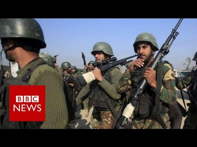 Pakistan Charsadda: Deadly assault on university - BBC News