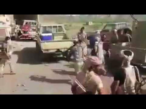 برع يافعي لمقاتلين من ألوÙÅ
