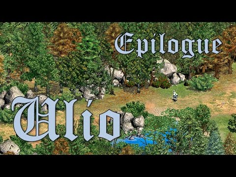 Age of Empires II Custom Campaign | Ulio Epilogue: The Buried Past