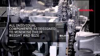 Nouveau moteur Honda 1.6 i-DTEC de 120 ch