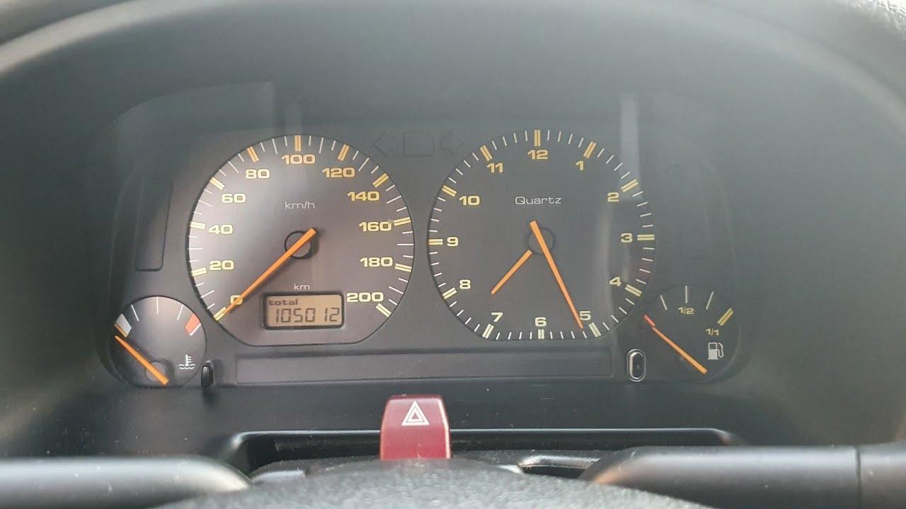 seat inca/vw caddy 1997mod service light reset