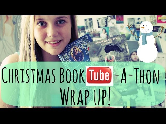 Christmas Booktube-a-Thon Wrap Up!
