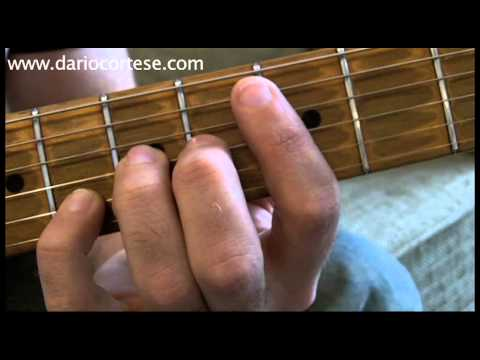 Alan Jackson Dont Rock The Jukebox Country Guitar Lesson Youtube