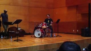 John Patitucci on Drums!
