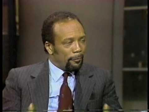 Quincy Jones on Late Night, December 11, 1985