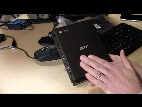 Acer Chromebox CXI Review - (CXI-2GKM) Includes keyboard and mouse for around $150