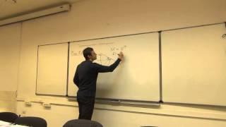 Стохастическая и Huge-scale оптимизация. Лекция 1(ч1-1) Введение в выпуклый анализ