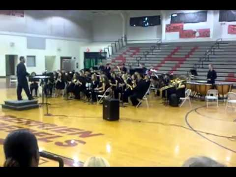 Berrien High School, Final Concert 2013